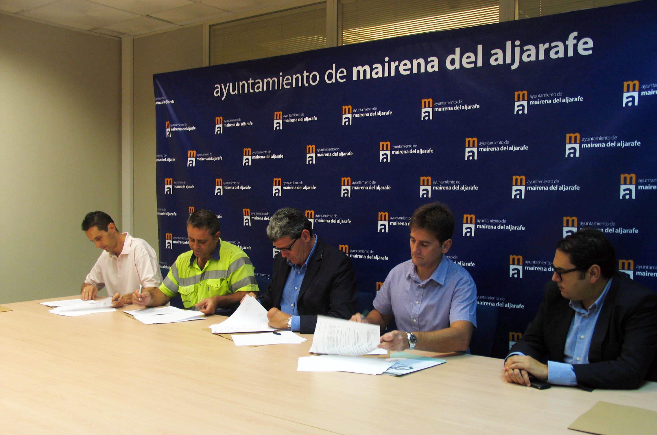 Acuerdo para acabar con la precariedad laboral en el - Vpo mairena del aljarafe ...